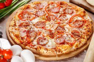 Миланская пицца