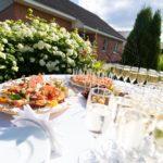 Выездной фуршет на свадьбу