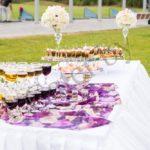 Фуршет, свадьба