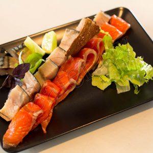 Рыбная тарелка 1