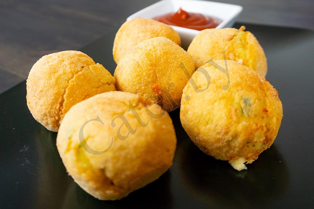 Картошка с сыром 1
